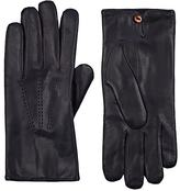 Barneys New York MEN'S NAPPA LEATHER GLOVES