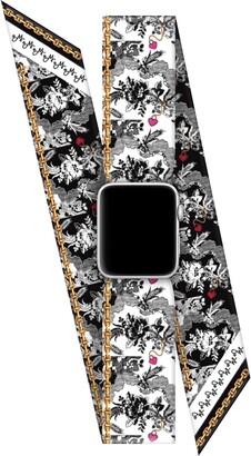 Wristpop Nuit 42mm/44mm Apple Watch Scarf Watch Band
