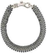 Christopher Kane skinny single bolster bracelet