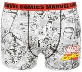 Marvel Kids Boys M Comics Single Boxer Shorts Casual Printed Underwear Junior
