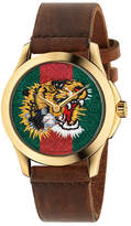 Gucci 38MM Le Marche des Merveilles Tiger Head Watch