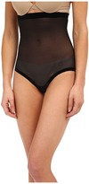 Wolford Tulle Control Panty High Waist Women's Lingerie