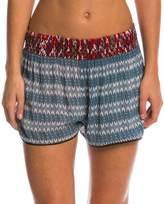 Angie Printed Shorts 8149778
