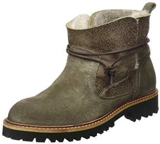 I love candies Women's 14.643 Suede Boots, Dark Grey 619