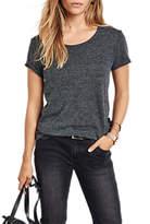 Hush Montana T-Shirt, Charcoal Marl