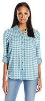 G.H. Bass & Co. Women's Gingham Shirt