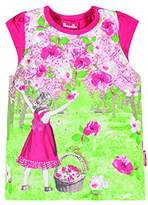 Pampolina Girl's T-Shirt - Pink