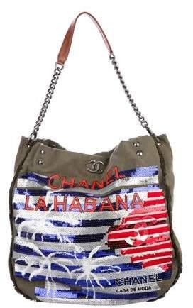 eec9b361c Chanel Hobo Bags - ShopStyle