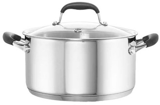 Baccarat Capri + Stainless Steel Casserole with Lid 5.4L/24cm