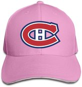 BOoottty Montreal Canadiens Logo Flex Baseball Cap
