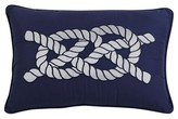 Thomas Paul Rope Nautical Throw Pillow (12x18) - Seedlings