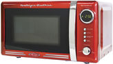 Nostalgia Electrics Nostalgia RMO770RED Retro Series 0.7 Cubic Foot 700-Watt Microwave Oven