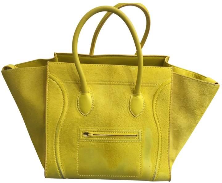 Celine Luggage Phantom handbag