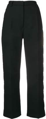 MM6 MAISON MARGIELA snap-fastened tailored trousers