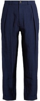 Blue Blue Japan Straight-leg linen trousers