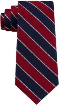 Tommy Hilfiger Men's Slim Repp Rope Stripe Tie