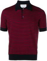 Gucci striped polo shirt - men - Cotton/Cashmere - M
