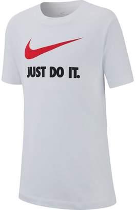 Nike Sportswear JDI Swoosh T-Shirt - Boys'