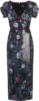 Thumbnail for your product : Marchesa Notte Embellished Midi Dress