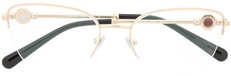 Bvlgari Bead Detail Glasses
