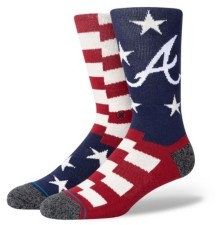 Stance Atlanta Braves Brigade Socks