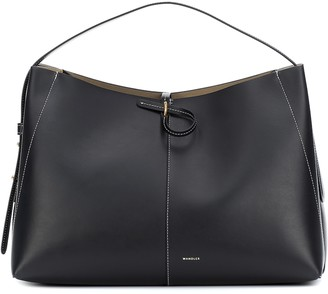 Wandler Ava Large leather tote