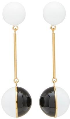 J.W.Anderson Mini sphere earrings