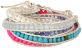 Chan Luu 32 Turquoise Mix/Pearl Bracelet (Turquoise Mix/Pearl) - Jewelry