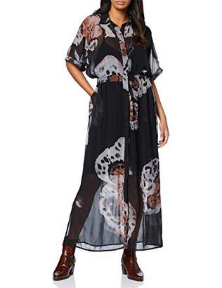 Religion Women's Observation Maxi Dress Party,8 (Size:8)