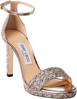 Jimmy Choo Metallic Glitter Shoes ShopStyle