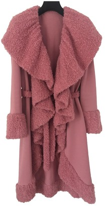 Ungaro Pink Wool Knitwear for Women
