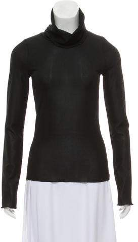 See by Chloe Long Sleeve Turtleneck Top w/ Tags