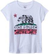 Billabong Girls' Stay Golden S/S Tee (4yrs6yrs) - 8130784