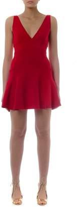 DSQUARED2 Red Peplum Mini Dress