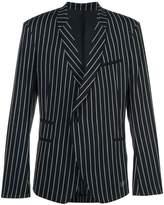 Haider Ackermann pinstripe blazer