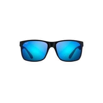 Maui Jim Red Sands with Patented PolarizedPlus2 Lenses Polarized Rectangular Sunglasses