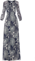 Diane von Furstenberg Parry gown