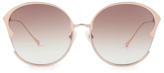 For Art's Sake Alectrona 60MM Round Sunglasses