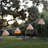 west elm David Stark Outdoor String Lights