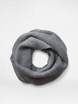 DKNY Textured Infinity Scarf
