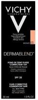 Vichy Dermablend Fluid Corrective Foundation 55 Tan