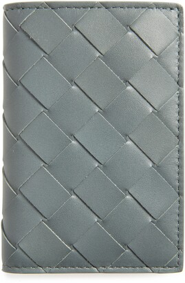 Bottega Veneta Intrecciato Bifold Leather Wallet