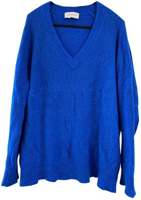 Christian Wijnants Blue Wool Knitwear