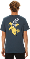 RVCA Bite Me Mens Tee Green