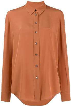 Calvin Klein long sleeved blouse