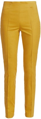Akris Punto Francoise Skinny Pants