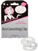 Hollywood Fashion Secrets 2-pk. Bra Converting Clips