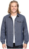 VISSLA Cronkhite 100% Cotton Shirt Jacket
