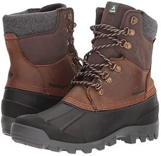 Kamik Hudson 5 (Charcoal) Men's Cold Weather Boots