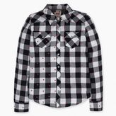 Levi's Girls Western Shirt Chambray L